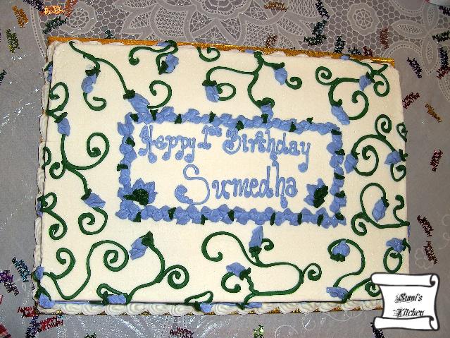 Sumi's cake