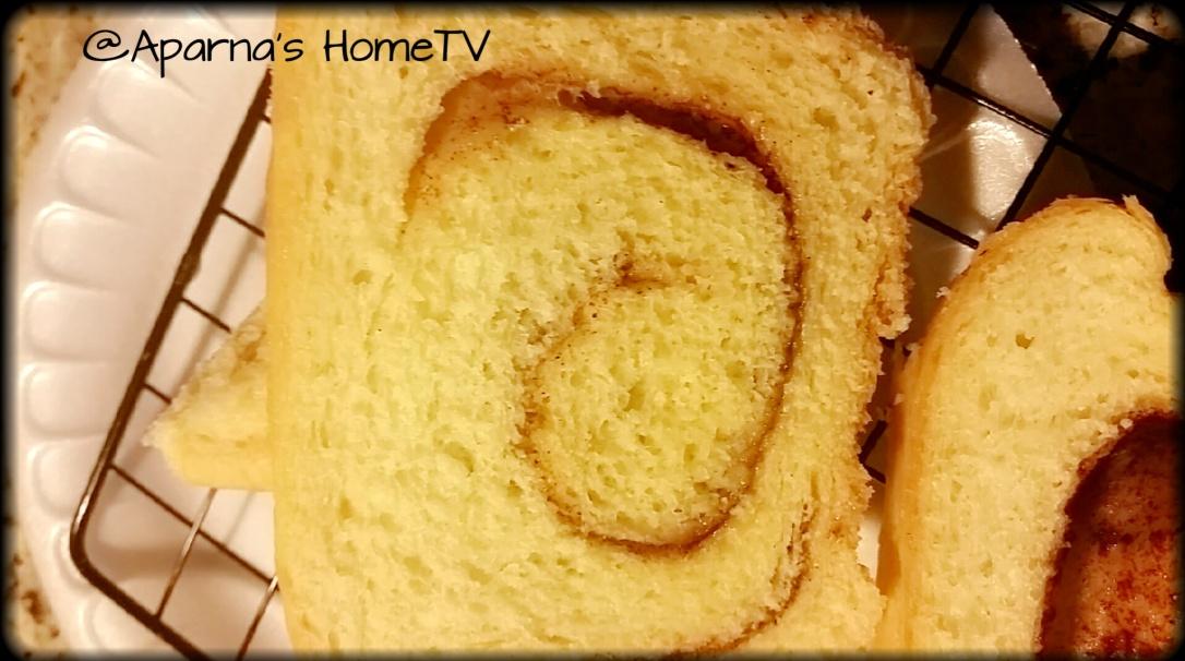 Cinnamon swirl Bread2