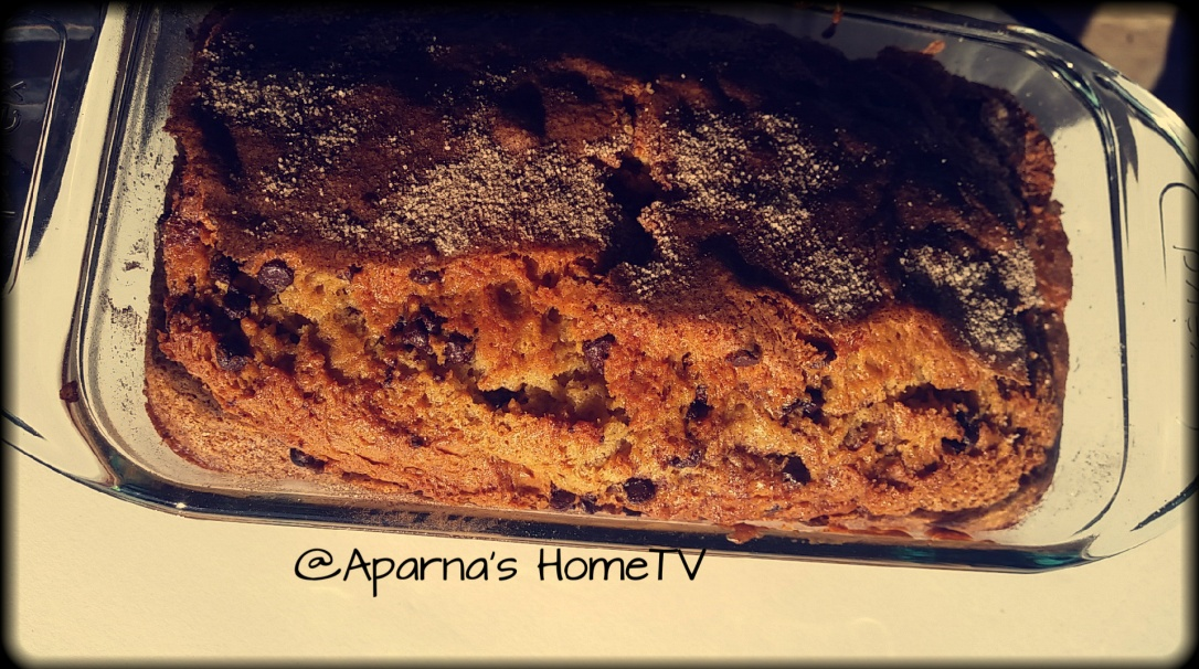 chocolate chip cinnamon bread