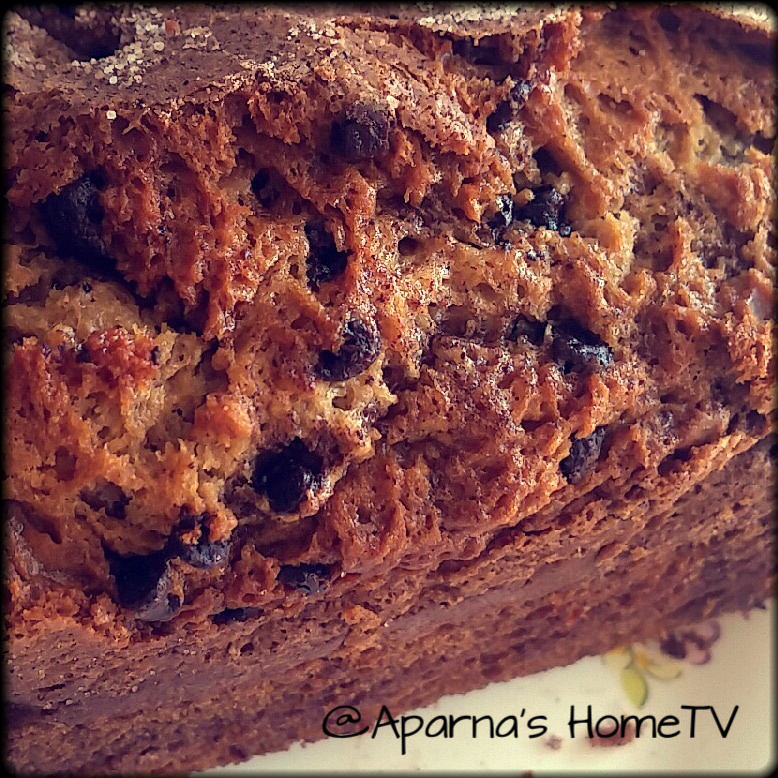 Chocolate chipCinnamon Bread1